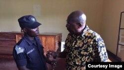 Leopold Munyakazi ari mu rukiko