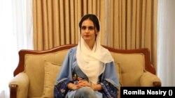 افغان ماڈل رومیلہ ناصری کا کہنا ہے کہ ماڈلنگ کے فن نے نوجوان نسل کو بولنے اور تخلیقی سوچ کی ہمت دی ہے۔
