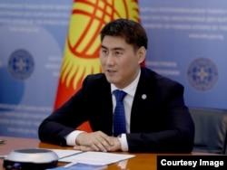 Chingiz Aydarbekov, Qirg'iziston Tashqi ishlar vaziri