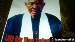 Rev. Musa Tsakani