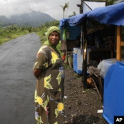 Dargo, a cattle farmer living at the foot of Mount Merapi, moved back almost immediately after volcanic activity declined.