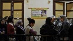 شرکت درصد بالايی از مردم در انتخابات پارلمانی مصر