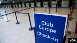 La aerolínea nacional, TAP, ha cancelado la mayoría de los vuelos.