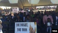 Kunanzwa ilanga eleDefence Forces Day koBulawayo