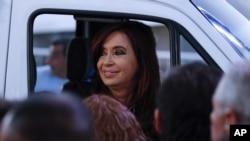 La presidenta de Argentina, Cristina Fernández fue reelecta en 2011 con el 54% de los votos.
