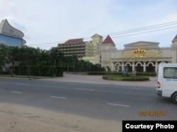 'Tiểu quốc' Silver Shores của Đại Hán ở Đà Nẵng (ảnh: Lê Anh Hùng)