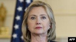 Menlu AS Hillary Clinton menjalani perawatan di New York-Presbyterian Hospital (foto: dok).