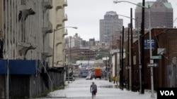 Las inundaciones se extendieron desde Carolina del Norte, pasando por el barrio de Red Hook en Brooklyn, Nueva York, hasta Vermont en el norte.