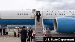 美國國務卿蓬佩奧2020年1月21日訪問哥斯達黎加(美國國務院照片)
