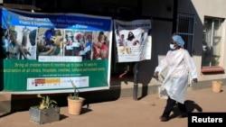 Zimbabwe Vaccination Program Campaign