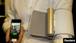 Más novedades. Aplicaciones para el control de la presión arterial desde su teléfono inteligente.