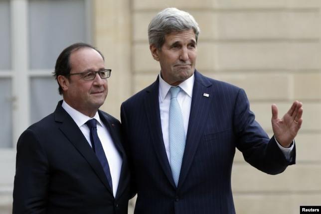 Олланд зустрінеться зОбамою таПутіним цього тижня