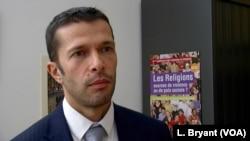 Wakil Walikota Bordeaux, Marik Fetouh, yang juga juru bicara program CAPRI.