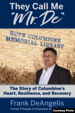 "Former Columbine principal Frank DeAngelis has written a book, ""They Call Me 'Mr. De',"" coinciding with the 20th anniversary of the school shooting."