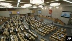 Заседание Государственной Думы РФ (архивное фото)