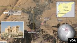 Palmyra, Syria
