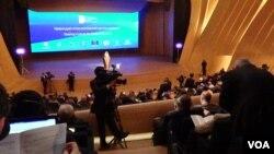 Bakıda Ümumdünya Mədəniyyətlərarası Dialoq Forumu başlayıb
