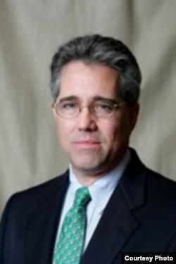 爵儒瑞(Michael Drury) 美国投资公司麦克维恩交易与投资公司的首席经济师(爵儒瑞本人提供)