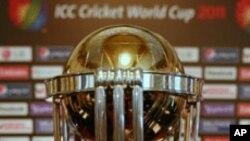 ورلڈ کپ ٹرافی کا نیا روپ