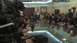 2011-12-06 美國之音視頻新聞: 阿拉伯聯盟研究敘利亞新條件