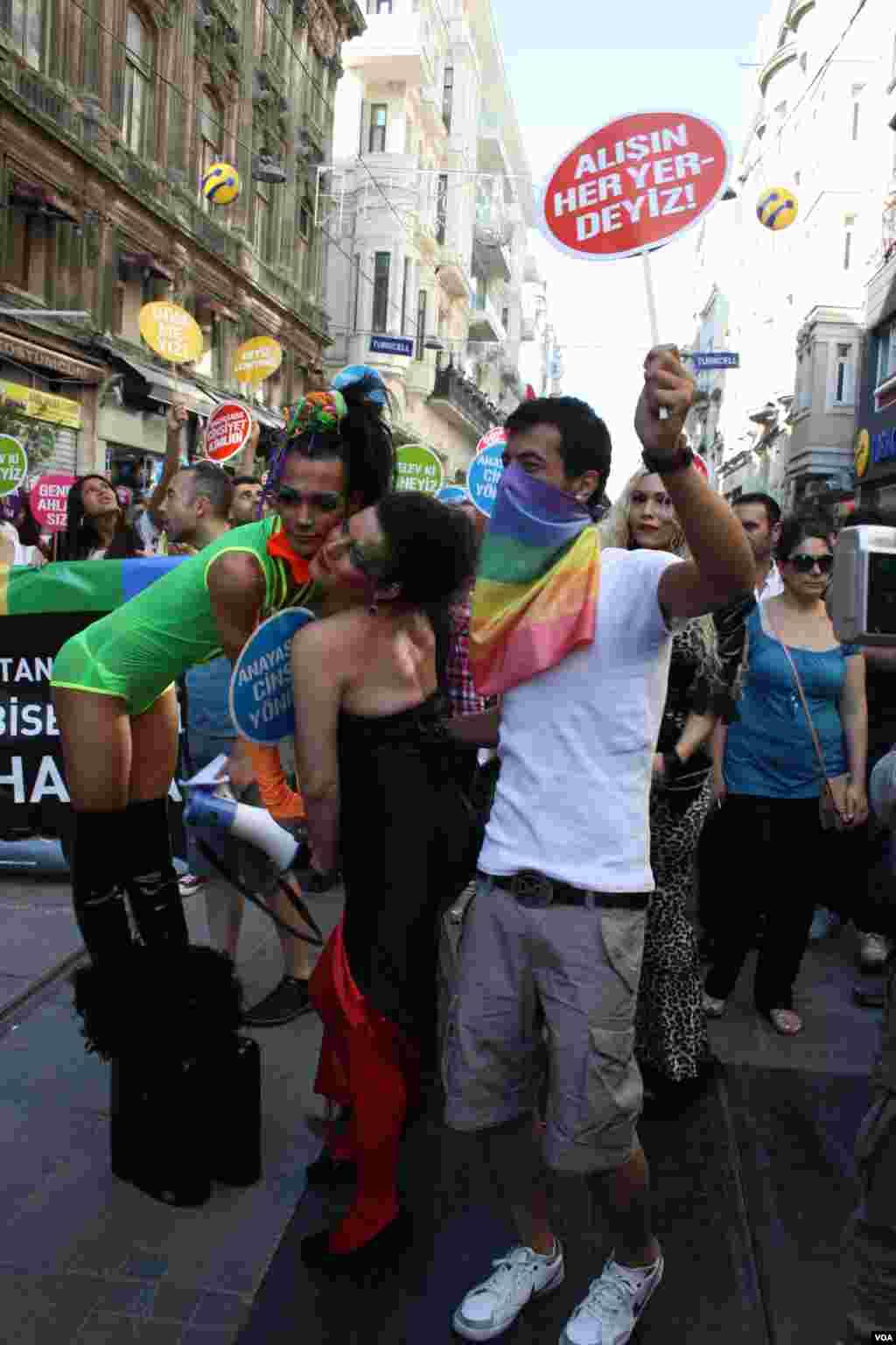 20. LGBT yürüyüşü