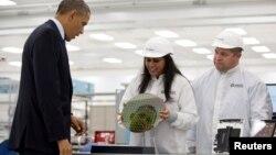 Obama anunció planes para mejorar la educación de los jóvenes y la industria en una era marcada por la innovación tecnológica.