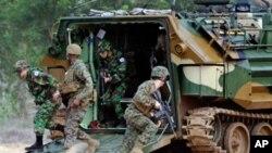 Mỹ và Liên Hiệp Quốc đã cấm giao dịch vũ khí với Bắc Triều Tiên. (Ảnh minh họa)