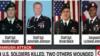 Les quatre soldats américains retrouvés morts au Niger.