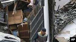 日本仍努力從災區恢復正常生活。