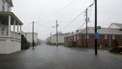 L'ouragan Dorian remonté en catégorie 3