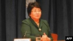 Роза Отунбаева