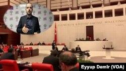 Parlementerê HDP'ê Huseyîn Kaçmaz
