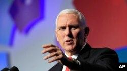 美國副總統彭斯宣布美國成立新太空司令部