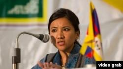 藏人行政中央發言人扎東沙林。(資料圖片)