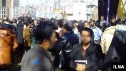 تجمع صنفی گروهی از معلمان ایرانی