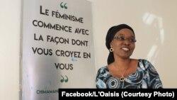 Sur 174 femmes entrepreneures interrogées à Niamey, 75% d'entre elles n'ont jamais suivi de formation, 16 janvier 2018. (Facebook/L'Oasis)