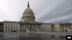 미국 수도 워싱턴의 의회 건물.(자료사진)
