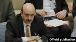 Ambassador Masood Khan
