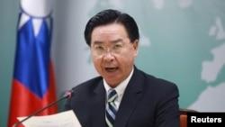台外交部憂心香港政局中人權狀況