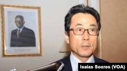 Hironori Sawada, embaixador do Japão em Luanda