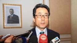 Japão ajuda Angola