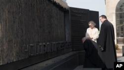 Mемориал Голодомора в Вашингтоне