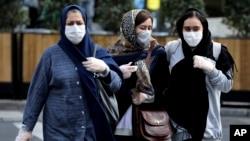 伊朗等地爆发新的新冠病毒疫情