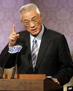 国民党副总统参选人吴敦义