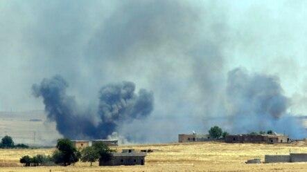 Các cuộc không kích nhắm mục tiêu vào các cơ sở và các tuyến đường qua lại được Nhà nước Hồi giáo sử dụng ở Raqqa.
