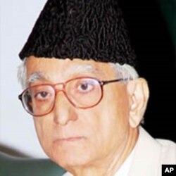 چیف الیکشن کمشنر حامد علی مرزا