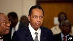 Mantan diktator Haiti Jean-Claude Duvalier (Foto: dok.)