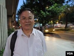 淡江大學國際事務與戰略研究所教授王崑義