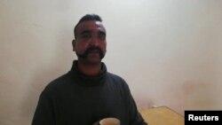 Indian pilot Avinandan
