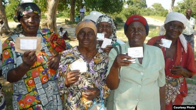 Zimbabwean women